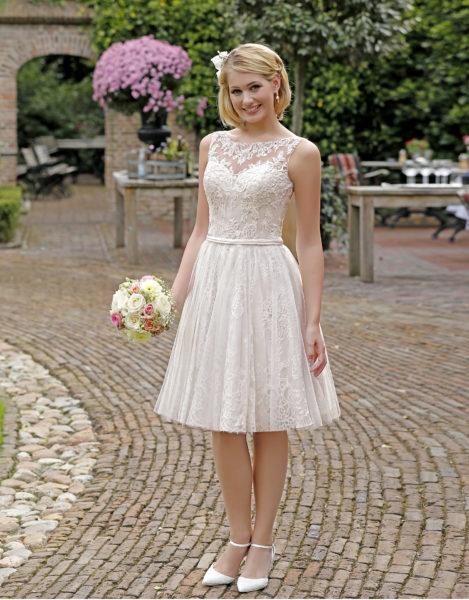 Kurze Brautkleider Sabines Brautmode